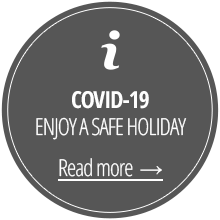 A safe holiday - COVID-19